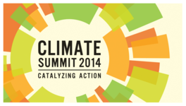 Climate Summit 2014 supports #hack4good